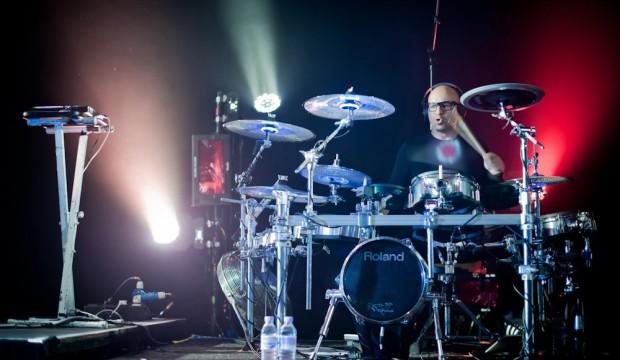 Paul Kodish - Roland Drums