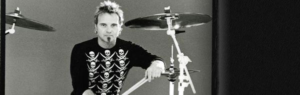 Aerosmith drummer fighting fit