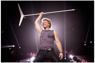 Bon Jovi Tour Dates Released