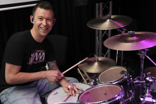 Beginners drum lesson