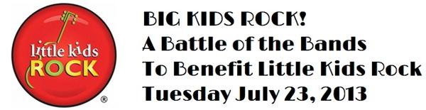 Big Kids Rock Charity Concert