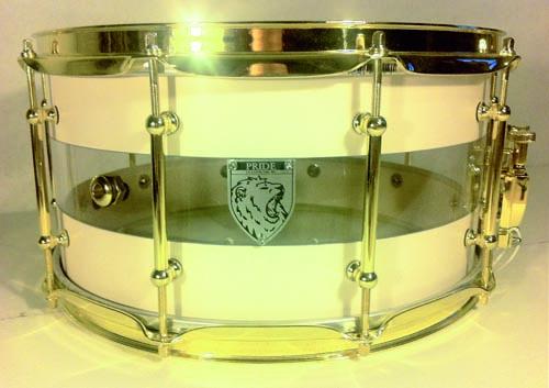 Pride drums