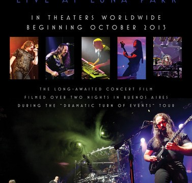DREAM THEATER: LIVE AT LUNA PARK IN THEATERS WORLDWIDE