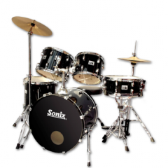 Sonix drum kit update for London drum show