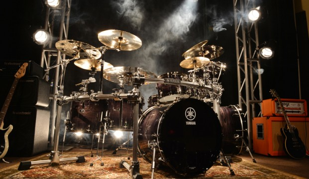 Yamaha Drums On The Road!