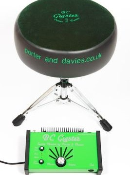 POrter & Davies upgrade all bass drum monitoring systems
