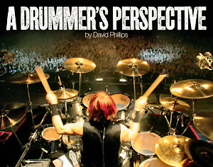Drummers Perspective book