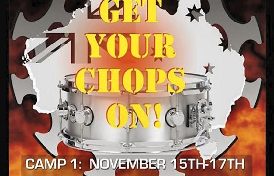 Thomas Lang Drum Boot Camp