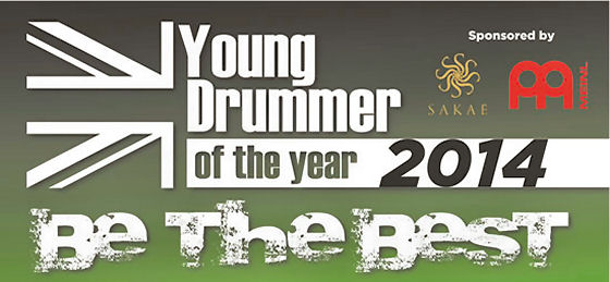 Young Drummer Of The Year 2014 - Final 40