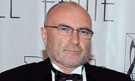 Phil Collins - But What Was The Band He Was In?