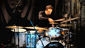 Italy's Finest Drummer Massimo Russo Giving Lessons At MLC-Academy