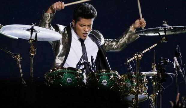 Bruno Mars Superbowl