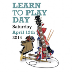 National Learn To Play Day 2014: Free Music Instrument Lessons For The Public