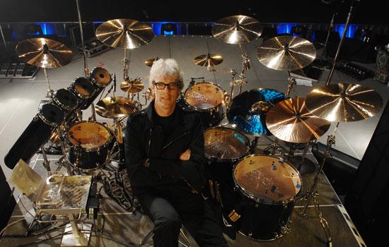 drummer Stewart Copeland