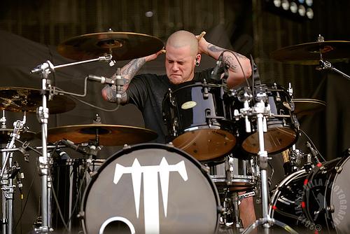 drummer Nick Augusto