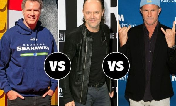will ferrell lars ulrich chad smith
