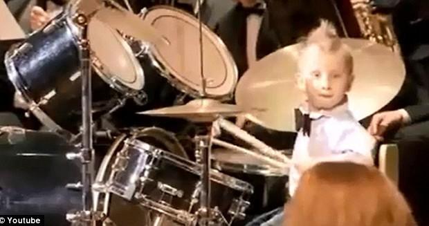 Lyonya Shilovsky drummer