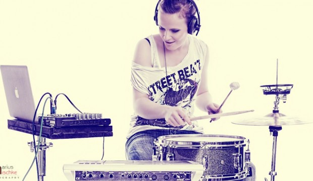 Did Anika Nilles make our top 10 female drummer list?