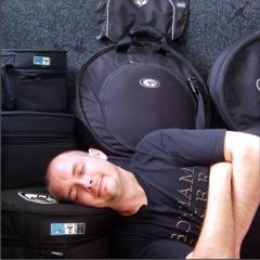 Strong drum case