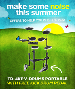 Cheap Electric Drums
