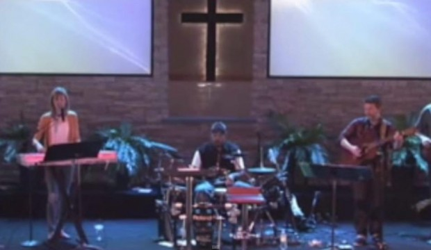 Carlos Whittaker plays drums.