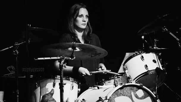 Leah Shapiro drummer needs brain surgery