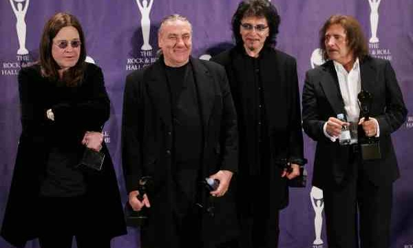 Reunited Black Sabbath are Paranoid about it!