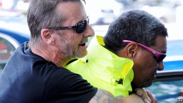Phil Rudd in big trouble