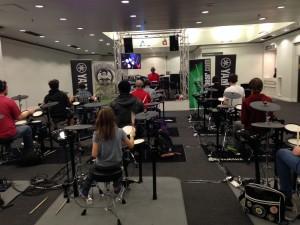 Yamaha Drum Master Class