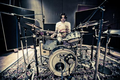 Robin Dimaggio Drummer For Gretsch Drums