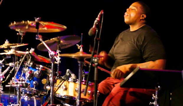 Aaron Spears - Ushers Drummer