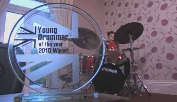 Young Drummer Of The Year 2015