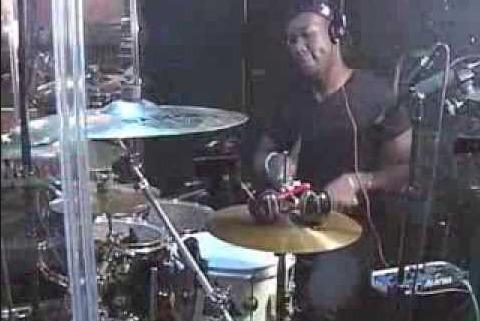 Shariq Turner drummer of the Year 2015