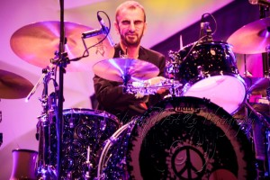 Ringo Starr is The Best Drummer In The Universe.