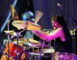Carmine Appice learning to play drums as a kid and first