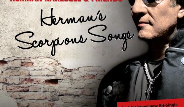 Herman Rarebell & Friends 'Herman's Scorpions Songs'