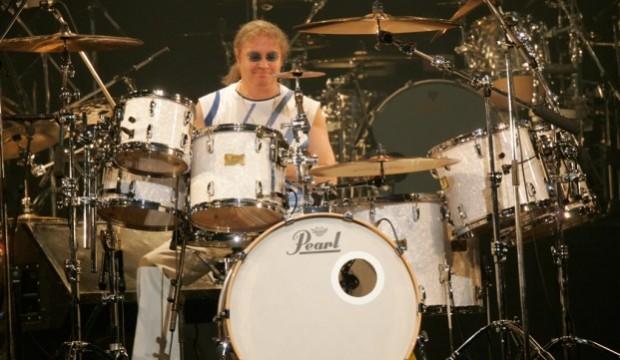 Ian Paice drummer