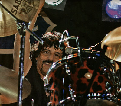 Rod Stewarts Drummer