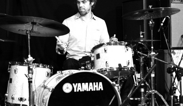 Drummer Dominic Greensmith