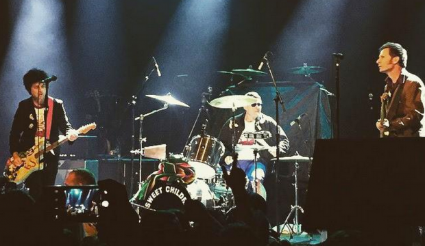 drummer John Kiffmeyer