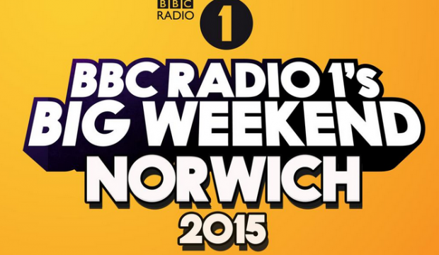 BBC's Big Weekend 2015