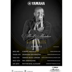 Yamaha Drum Clinics 2015