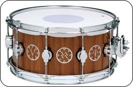 Rush snare drum