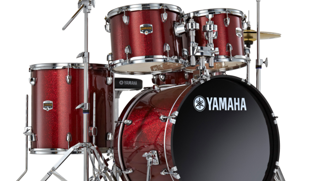 Get your hands on a free drum kit