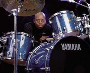 Yamaha Drum Kit Player