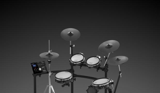 All new Rolands TD25VK Drum Set