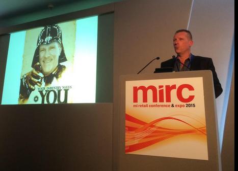 MI Retail conference & expo 2015
