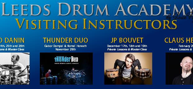 Top drum instructors