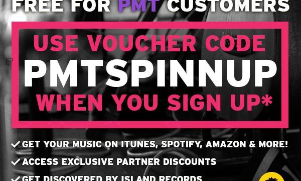 Free Spinup uploads
