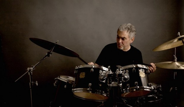The legendary drummer Steve Gadd